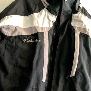 Men's Columbia Double LayerJacket Ski Jacket